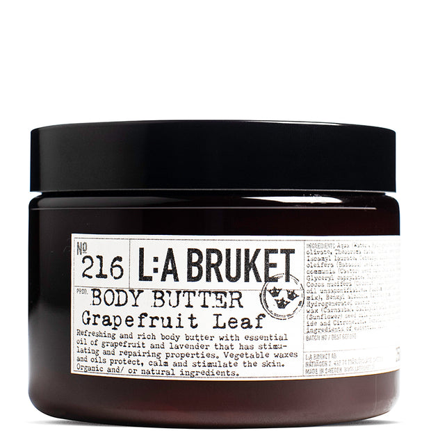 No.216 Grapefruit Leaf Body Butter