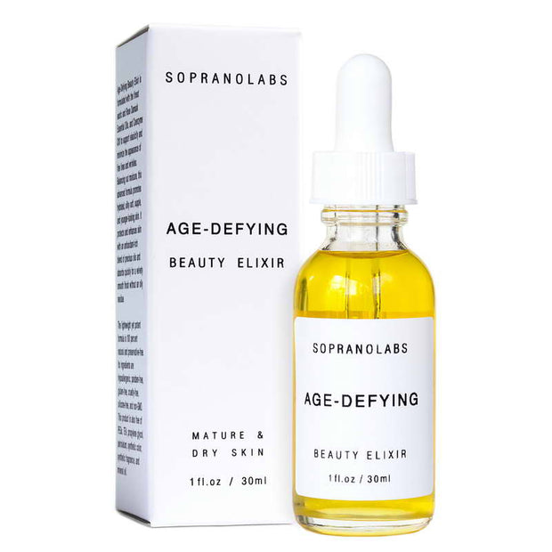 Age-Defying Beauty Elixir
