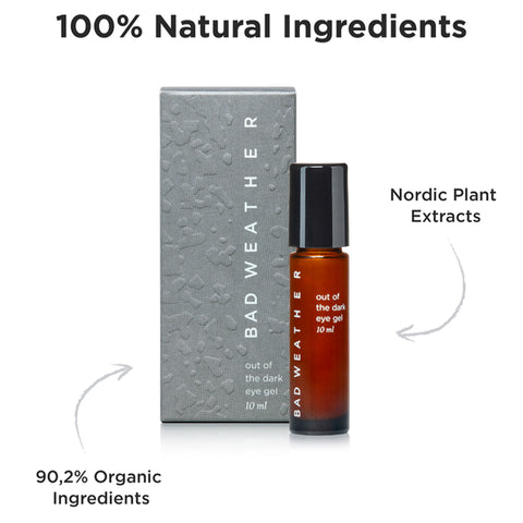 Out Of The Dark Eye Gel, 10 ml - NUMS | Naturkosmetik & Clean Beauty | online kaufen