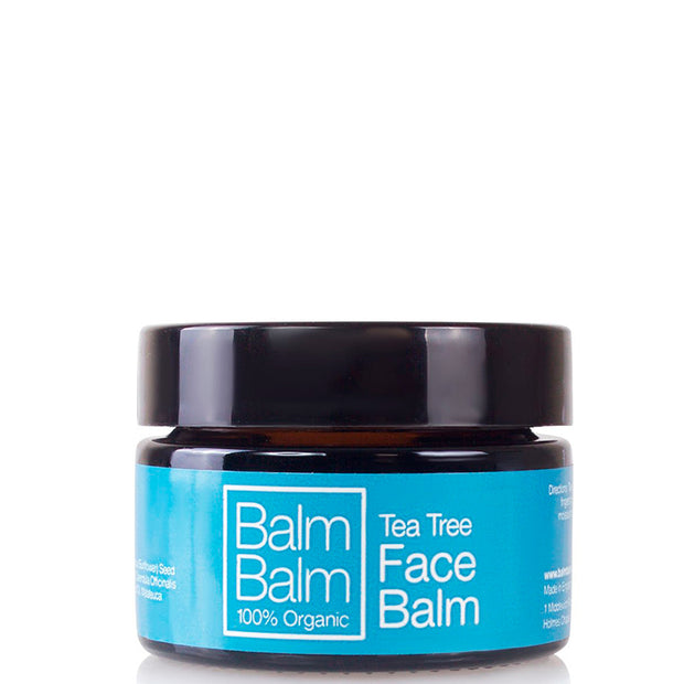 Face Balm Tea Tree - NUMS | Naturkosmetik & Clean Beauty | online kaufen
