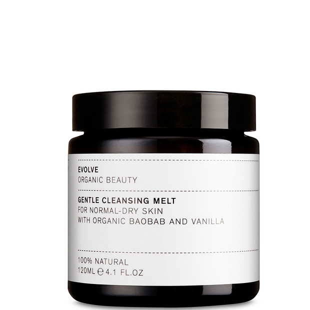 Gentle Cleansing Melt With Organic Baobab & Vanilla