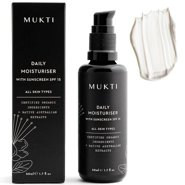 Daily Moisturiser with Sunscreen 50 ml - NUMS | Naturkosmetik & Clean Beauty | online kaufen