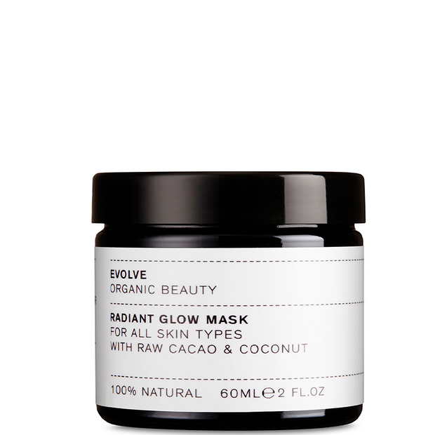 Radiant Glow Mask With Raw Cacao and Coconut