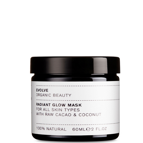Radiant Glow Mask With Raw Cacao and Coconut 60ml