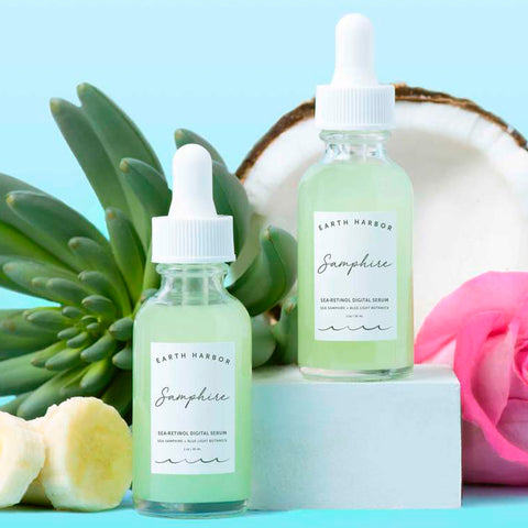 SAMPHIRE Sea-Retinol Digital Serum - NUMS | Naturkosmetik & Clean Beauty | online kaufen