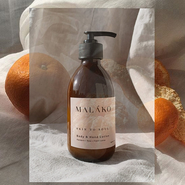 SKIN TO SOUL Body & Hand Lotion - NUMS | Naturkosmetik & Clean Beauty | online kaufen