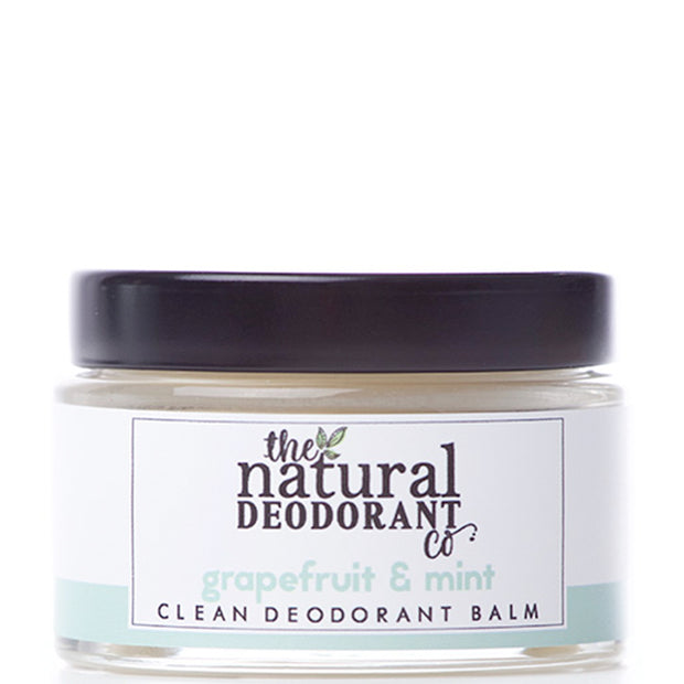Clean Deodorant Balm Grapefruit + Mint 55g - NUMS