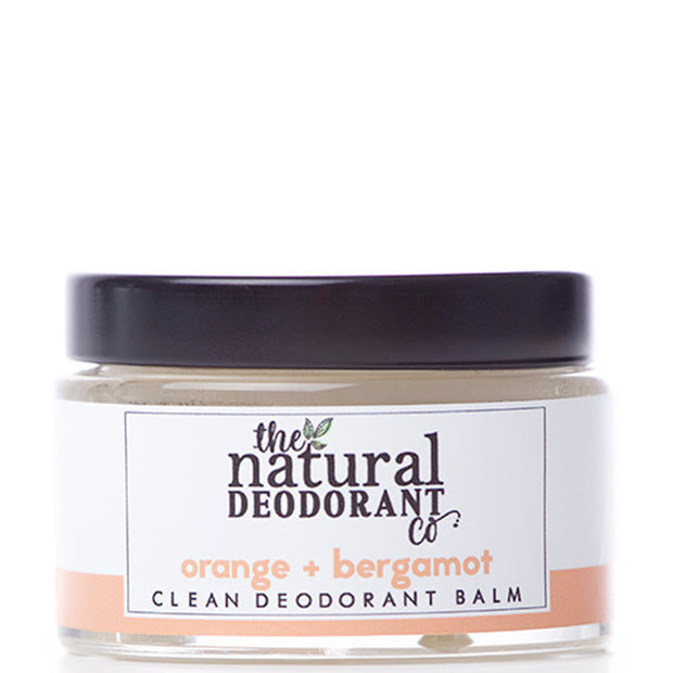 Clean Deodorant Balm Orange + Bergamot 55g - NUMS