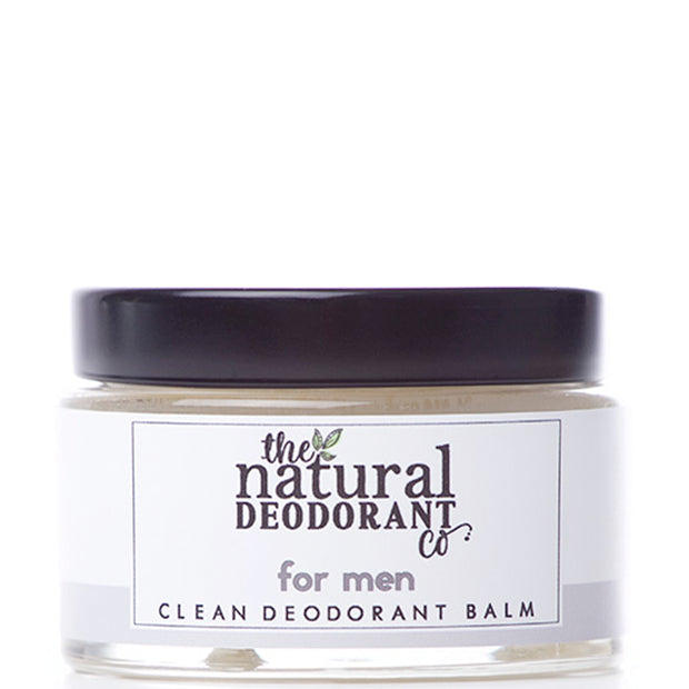 Clean Deodorant Balm for Men 55g - NUMS