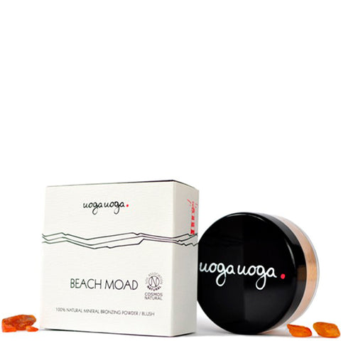 Beach moad - bronzing powder / blush - NUMS | Naturkosmetik & Clean Beauty | online kaufen