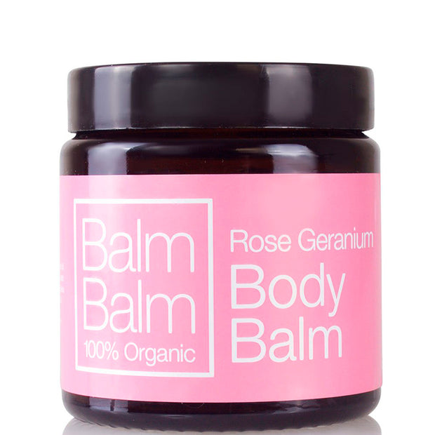 Body Balm Rose Geranium, 120 ml - NUMS | Naturkosmetik & Clean Beauty | online kaufen
