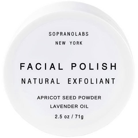 Lavender Vegan Facial Polish
