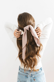 Dahlia Scarf & Scrunchie Bundle