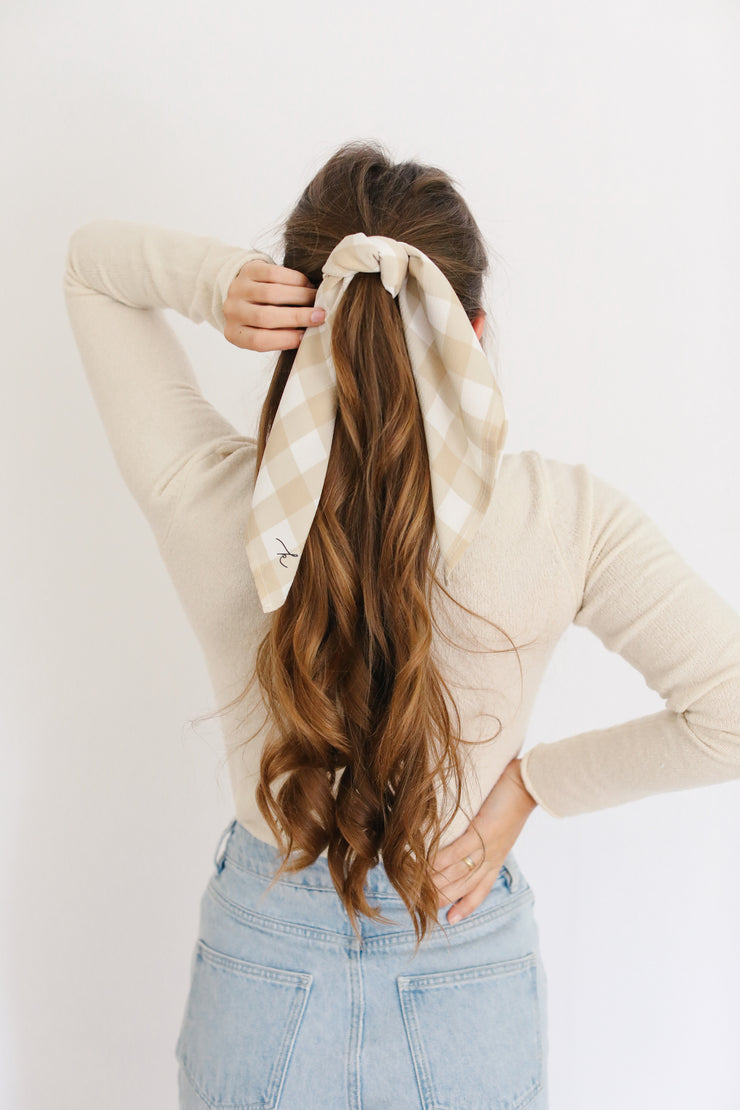 Woodland Hair Scarf