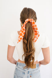 Clementine Scarf & Scrunchie Bundle