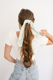 Marigold Scarf & Scrunchie Bundle