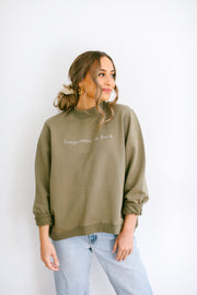 Happiness is Here Sweatshirt