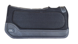 BLACK SK SPINAL RELIEF SADDLE PAD