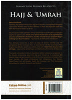 Islamic Legal Rulings Related to Hajj & Umrah -1490