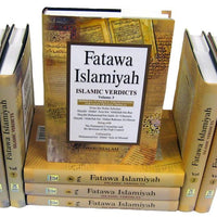 Fatawa Islamiyah: Islamic Vericts - 8 Vol Set-0