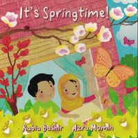 It's Springtime! by Rabia Bashir