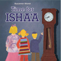 Time For Isha'a