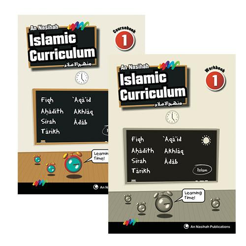 An Nasihah Set 1 (Textbook and Workbook)