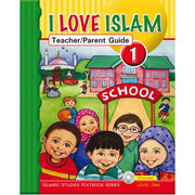 I Love Islam Grade/Level 1 TEACHERS Guide-0