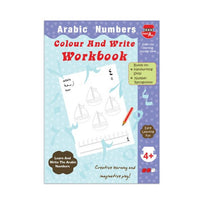 Arabic Numbers Workbook-0