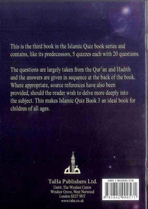 IQ ISLAMIC QUIZ BOOK 3