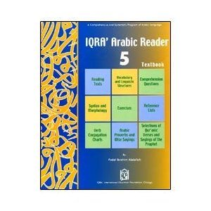 IQRA Arabic Reader Textbook: Level 5-0