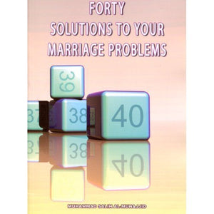 Forty Solutions to Your Marriage Problem-0