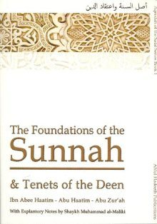 The Foundations of the Sunnah and Tenets of the Deen-0