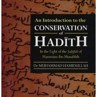 An Introduction To The Conservation Of Hadith-0