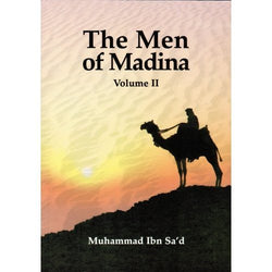 Men of Madina - at-Tabaqat al-Kabir Volume 2-0