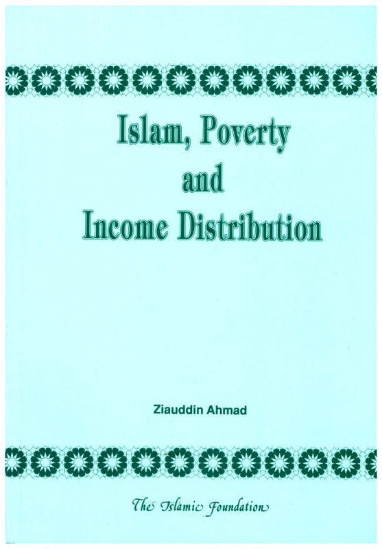 Islam, Poverty and Income Distribution-0