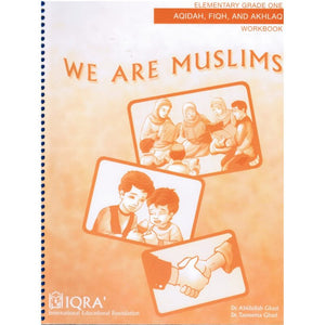 We are Muslims Workbook: Grade 1-0