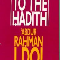 Introduction to the Hadith -0
