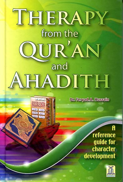 Therapy from The Quran And Ahadith - Darussalam Islamic Bookshop Australia
