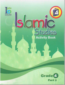 ICO Islamic Studies Activity book Grade 4 Part 2 -0