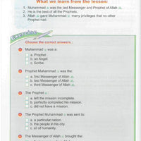 ICO Islamic Studies Student's Textbook Grade 6 Part 1 -1965