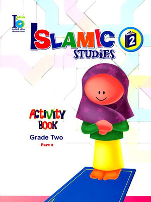ICO Islamic Studies Activity book Grade 2 Part 2 -0