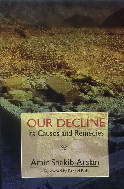 Our Decline: Its cause and remedies -0