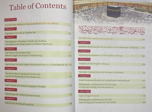 Atlas of The Hajj & Umrah History & Fiqh Makkah Al Mukarramah And The Holy Place