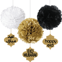 Eid Medallion dangler Set