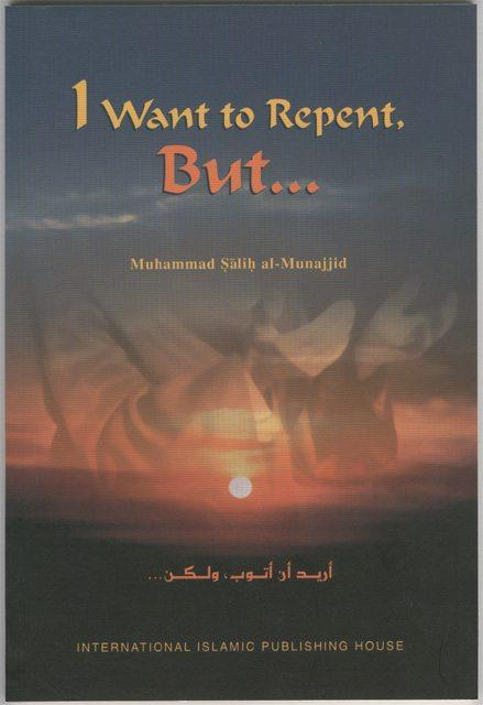 I want To repent, But…