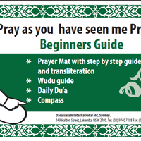 Learn How to Pray Kit!