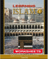 Learning Islam 1 Worksheets Level 1 ( Grade 6