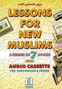 Lessons for New Muslims (7 Books with CD/Tape)
