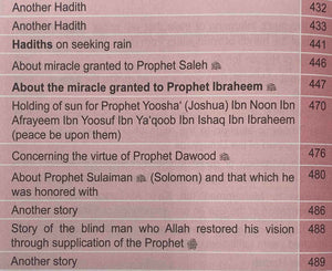 Miracles & Merits of Allah's Messenger